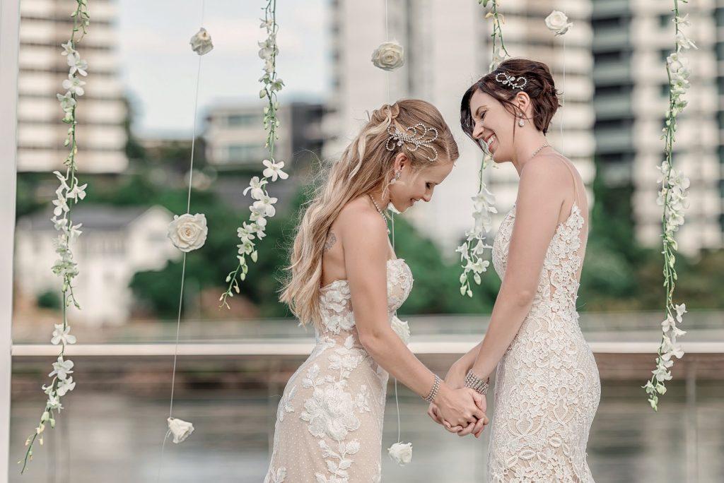 Brisbane Wedding Decorators Wedding ceremony backdrop