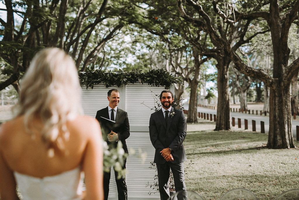 Park wedding Brisbane