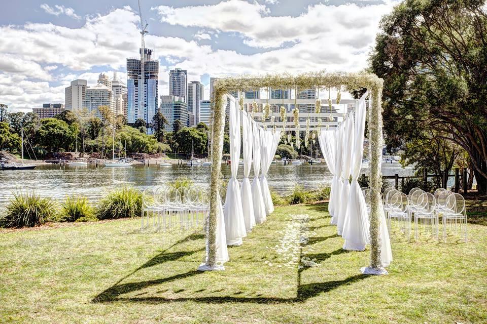 Dream Wedding Luxe Styling Brisbane Wedding Decorators