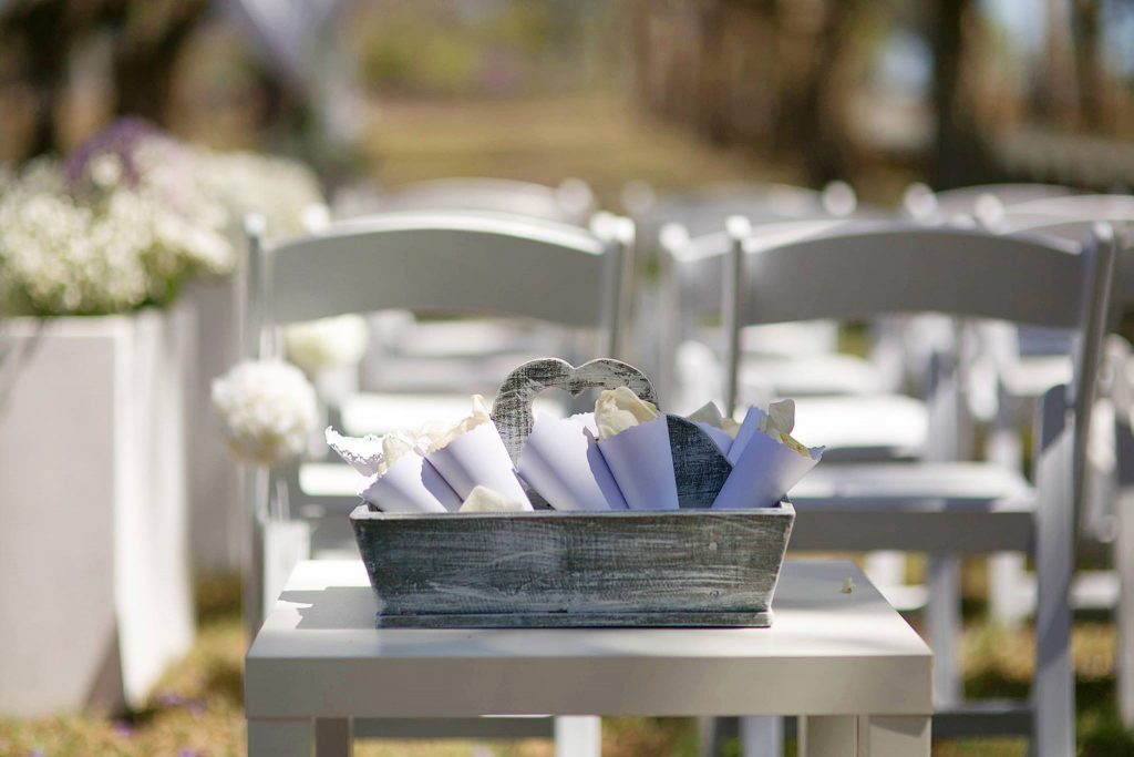 Jacaranda Wedding Decor Brisbane