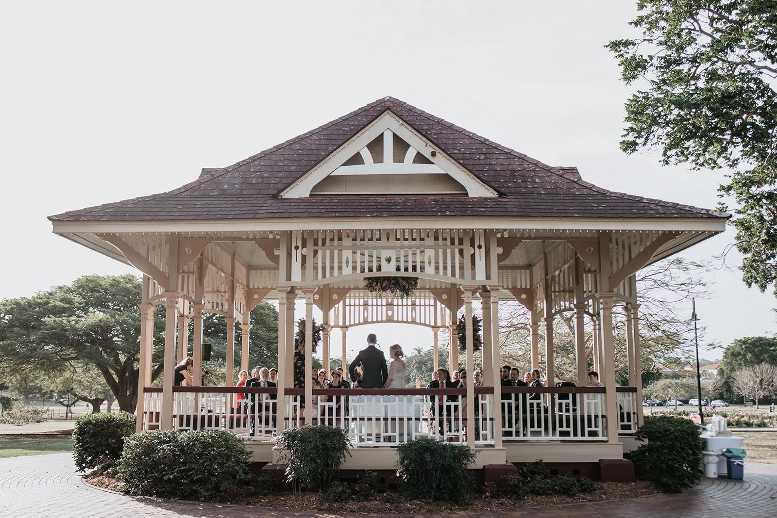 New Farm Rotunda