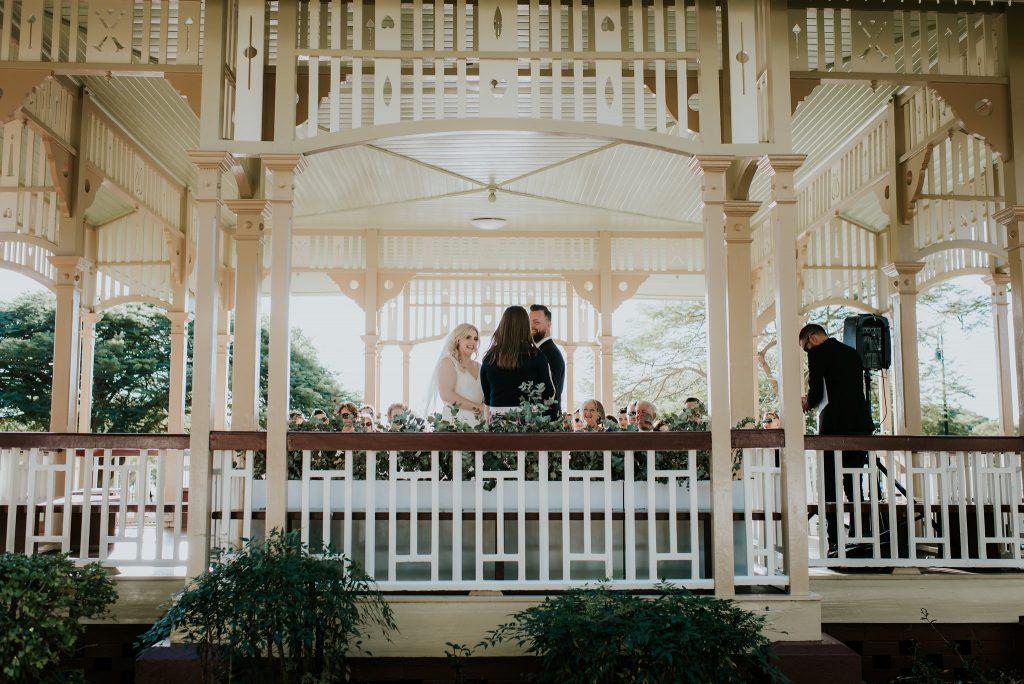 New Farm Wedding Brisbane