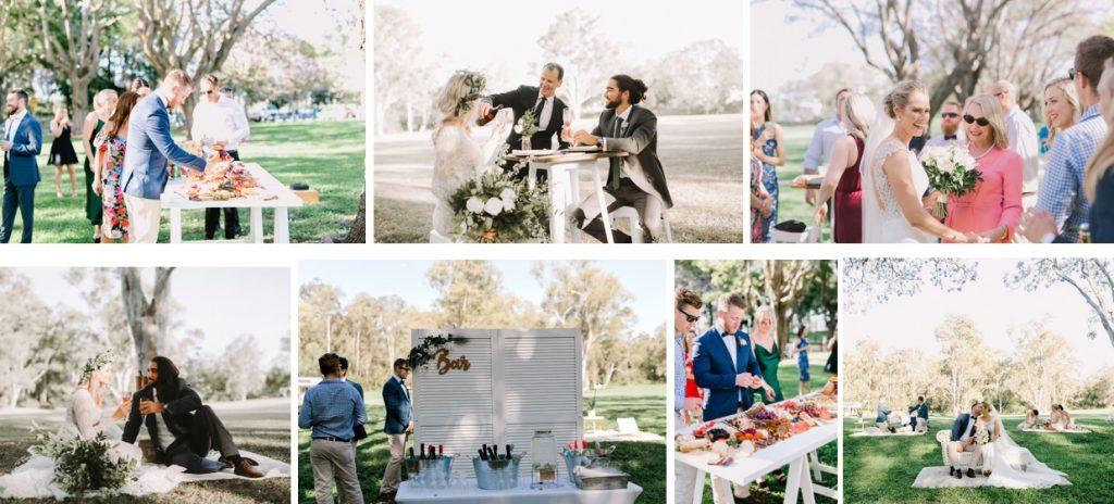 Outdoor Weddings Brisbane