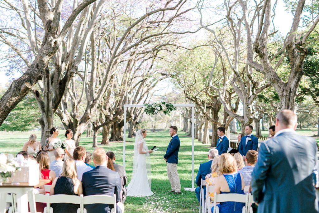 wedding park Brisbane