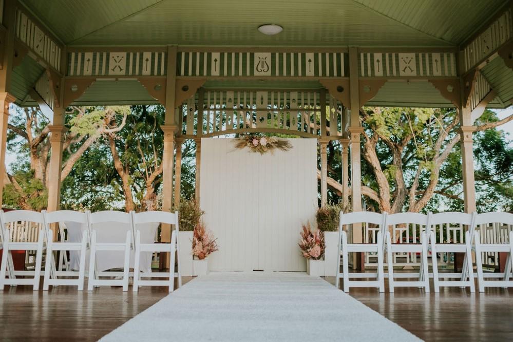 rotunda wedding New Farm