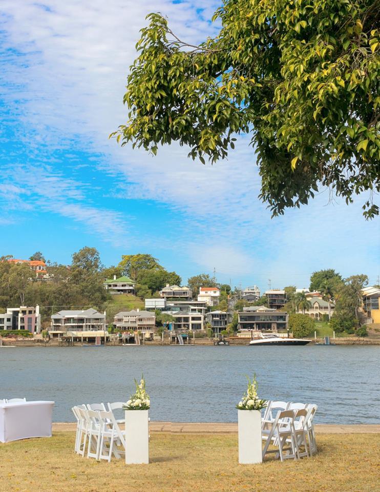 white wedding chair rental Brisbane