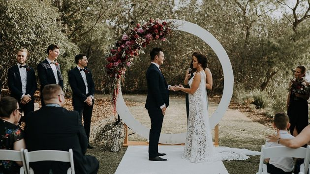 Brisbane wedding ceremony locations