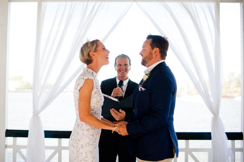 Celebrant Jamie Eastgate wedding ceremony