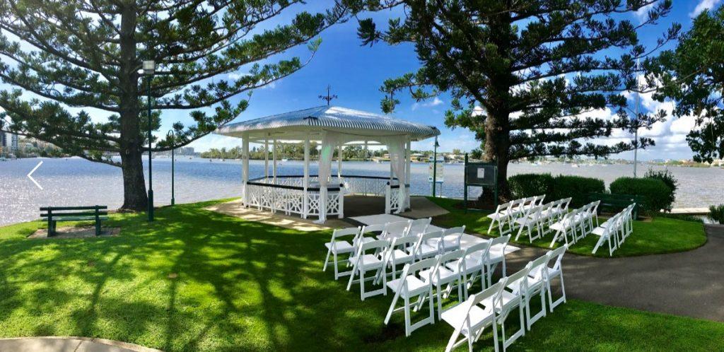 Newstead Rotunda Wedding Chair Hire
