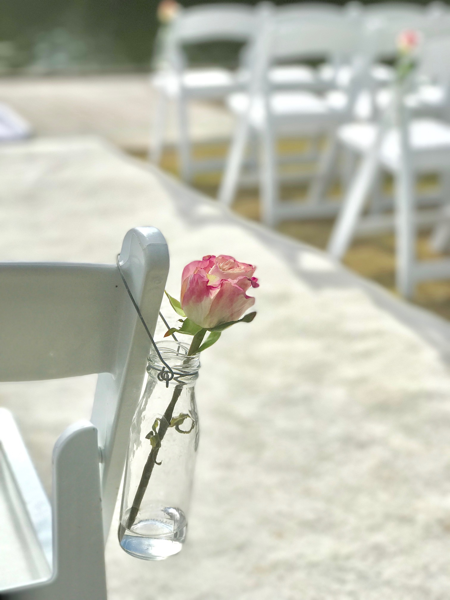 Springfield Lakes Wedding Decor