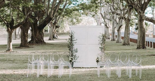 Wedding backdrop Brisbane