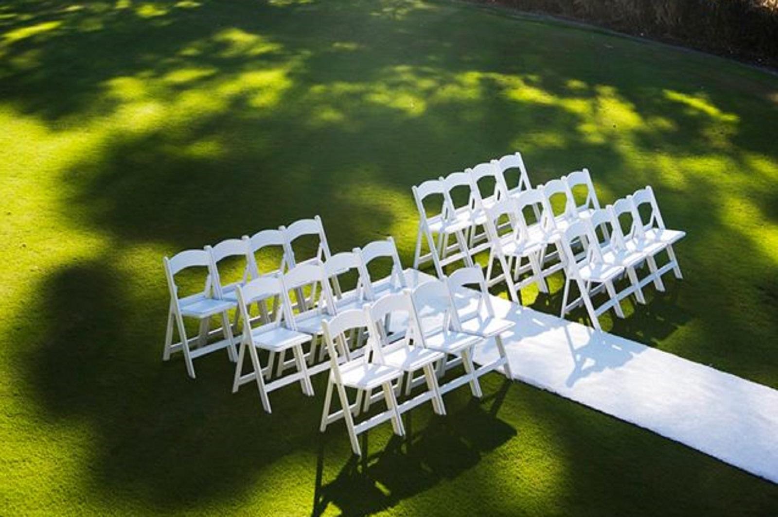 wedding chair hire in Brisbane