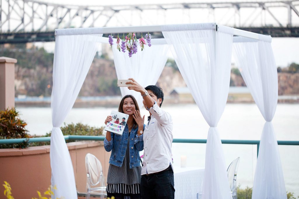 where to get engaged Brisbane