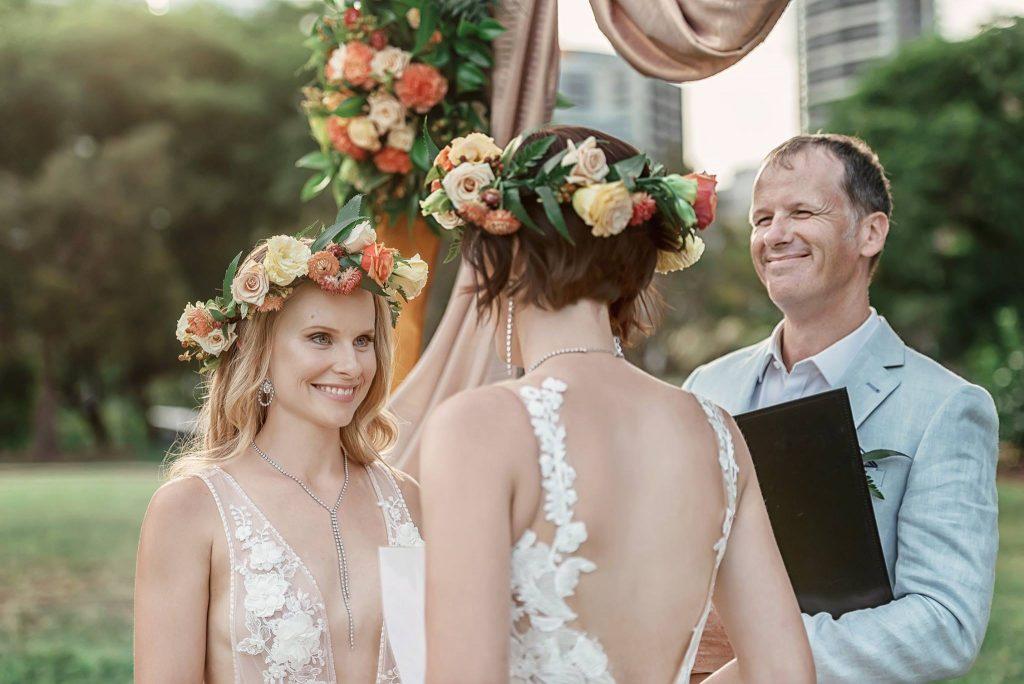 Same-sex Celebrant Brisbane