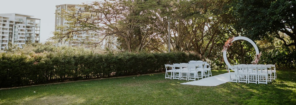 Roma Street Parkland wedding locations