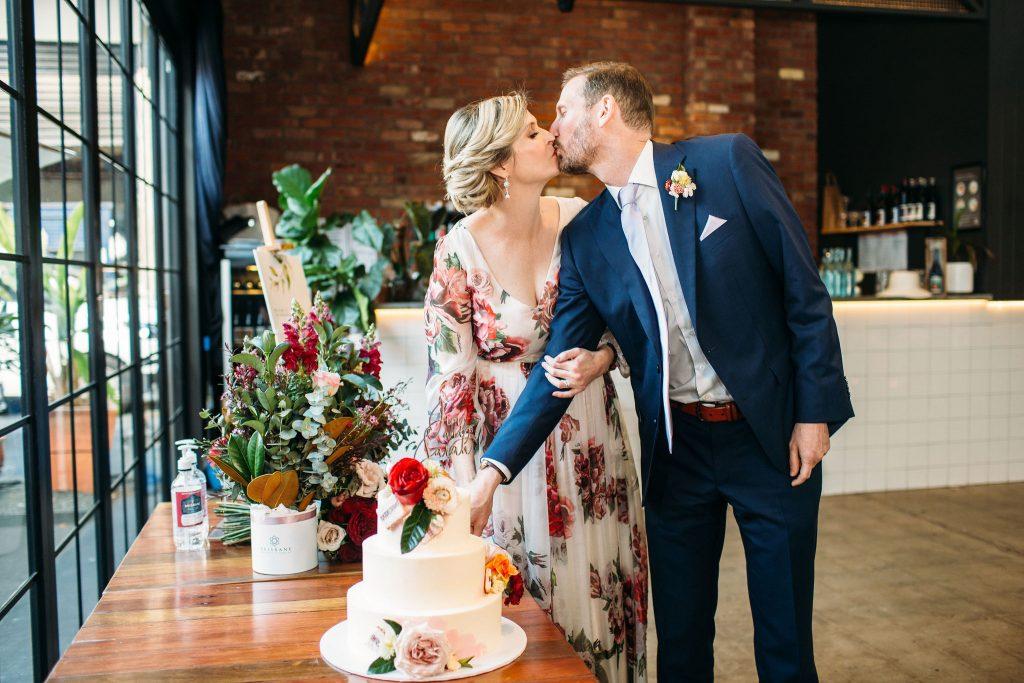 City Winery wedding