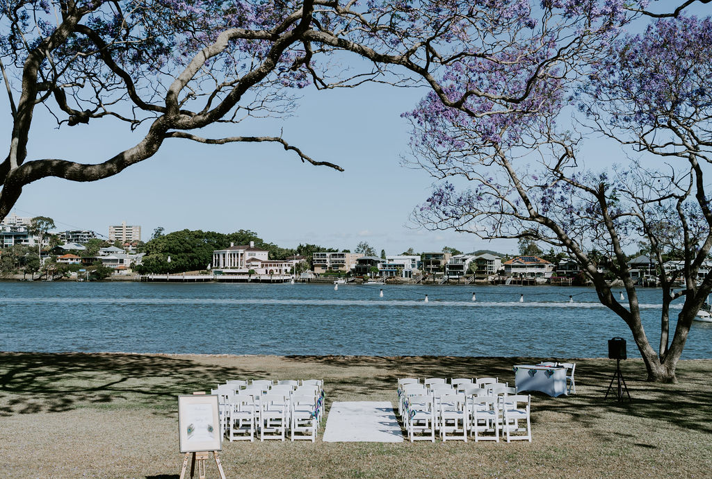 Events on Oxlade wedding decor