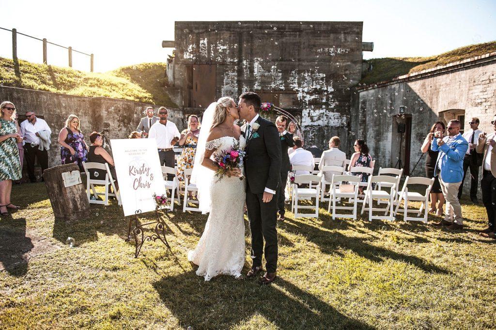 Fort Lytton wedding decor hire