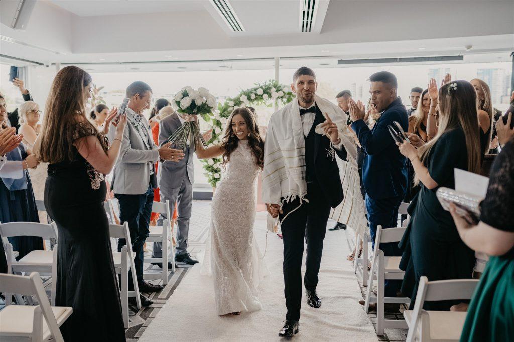 wedding at Blackbird Brisbane