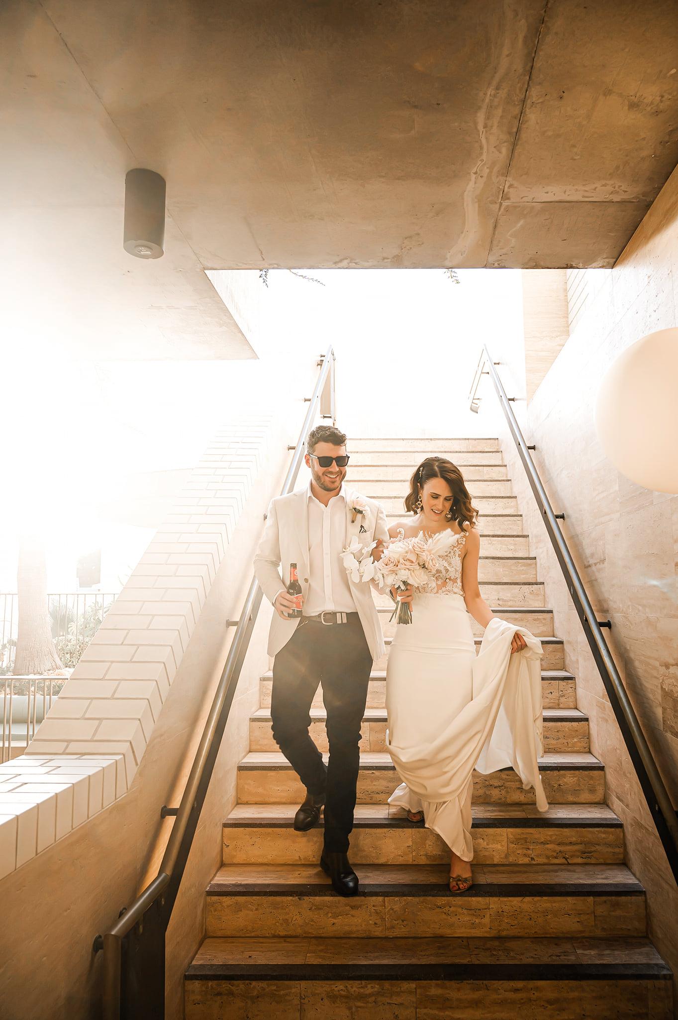 Calile Hotel wedding photographer Brisbane