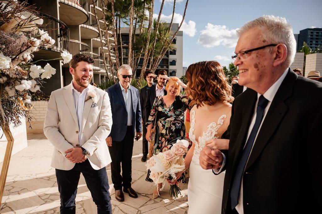 Calile hotel wedding ceremonies