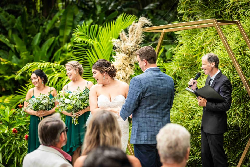 Mt Coot-tha wedding decor Brisbane