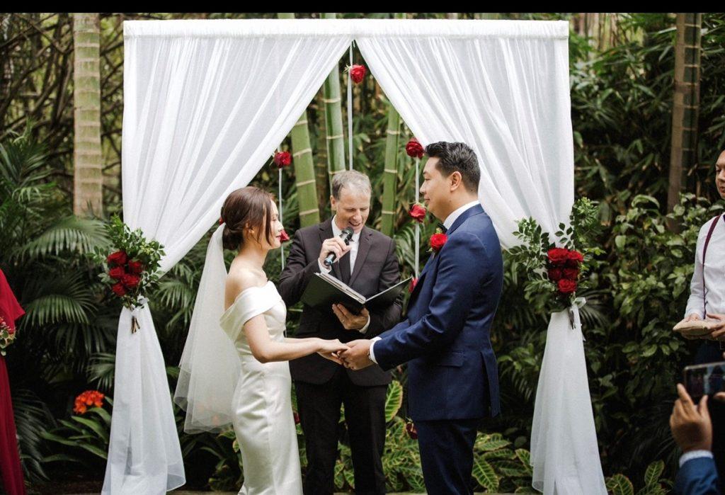 Brisbane wedding styling
