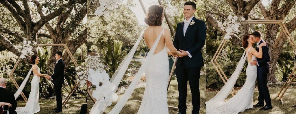 wedding arbour Brisbane