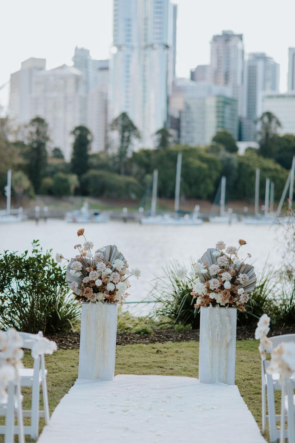wedding styling Brisbane