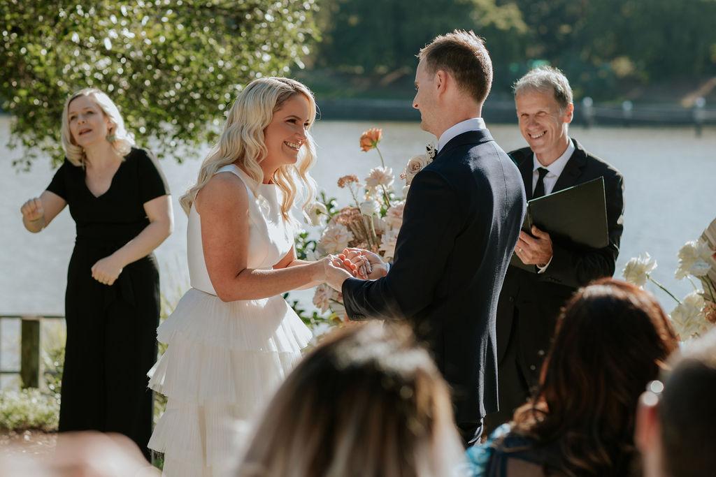 Brisbane wedding ceremonies