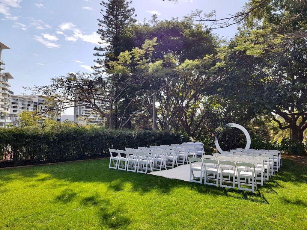 Wedding Lawn Brisbane